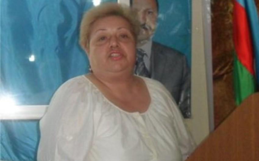 Ellada Məmmədli: Müsavat rəhbərliyi Qadınlar Birliyinin buraxılması üçün zəmin hazırlayır