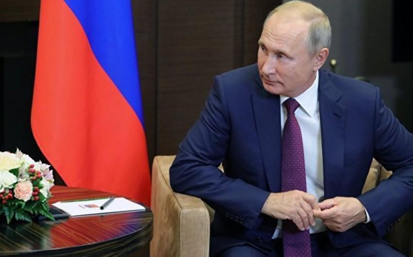 Putin Ərdoğanla danışıqları məzmunlu və konstruktiv adlandırıb