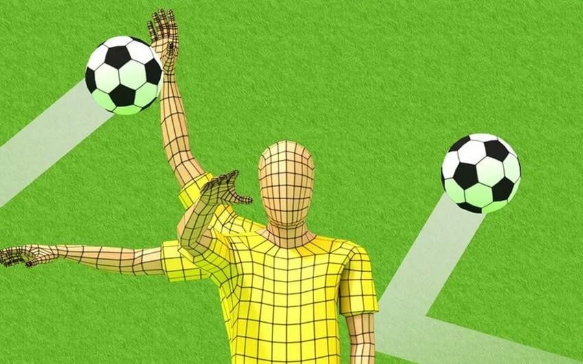 Futbolda əllə oyun: Qayda pozuntusunun olduğu və olmadığı epizodlar - TƏHLİL