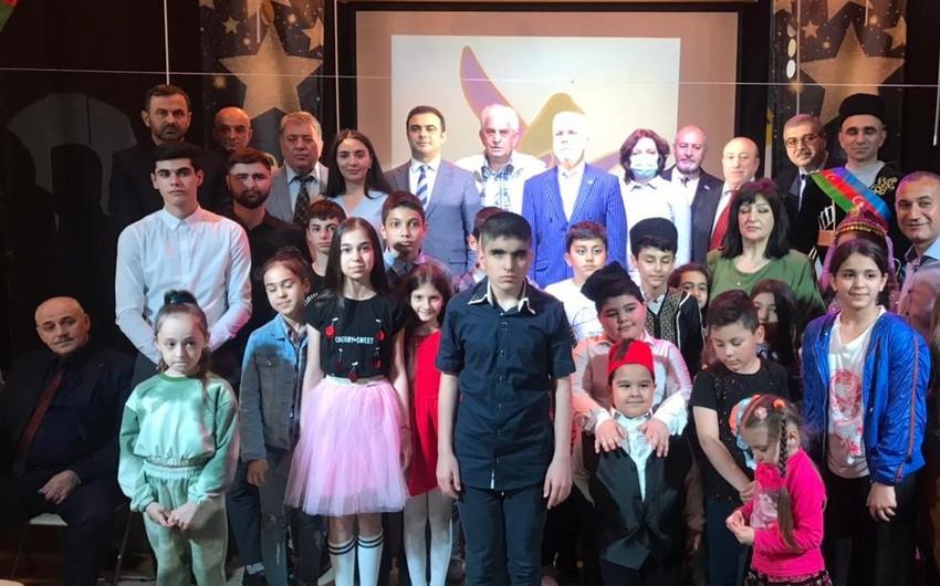 В Харькове открылась школа азербайджанского языка Xaры бюльбюль