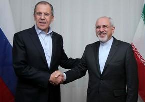 Зариф и Лавров обсудят в Москве иранскую ядерную сделку и Карабах