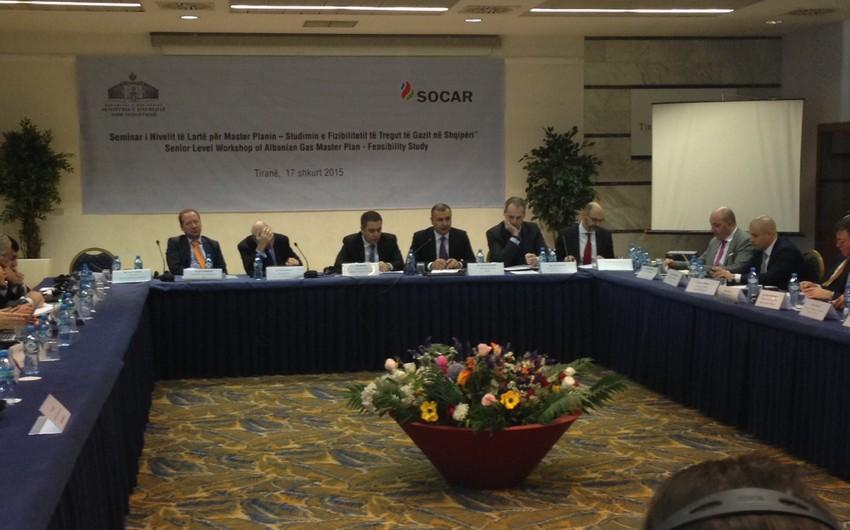 Azərbaycanla Albaniya xüsusi işçi qrupu yaradıb
