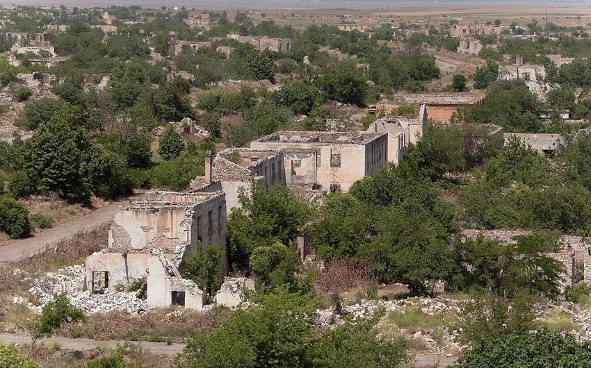 Ağdamdakı maddi-mədəniyyət nümunələri Ermənistana daşınılıb