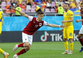 Сборная Австрии вышла в плей-офф чемпионата Европы по футболу