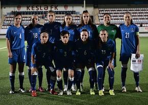 Qadın futbolçulardan ibarət Azərbaycan millisinin heyəti açıqlanıb