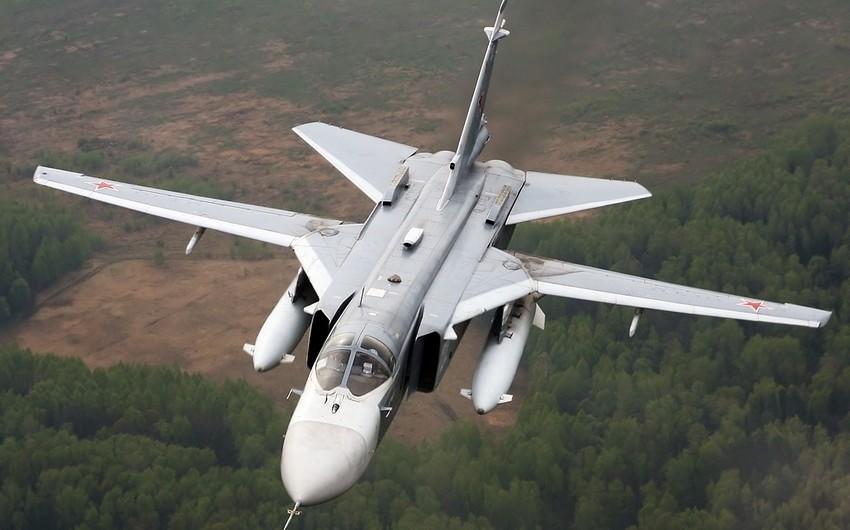 Rusiya pilotlarından biri türkmənlərin əlindədir - VİDEO