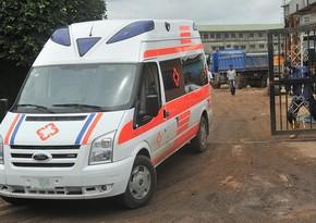 ДТП с участием автобуса в Нигерии, 11 человек погибли