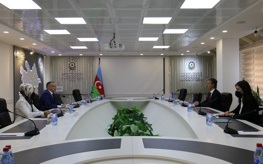 İİTKM-nın Strateji Fəaliyyət Planının hazırlanmasında UNDP dəstək olacaq