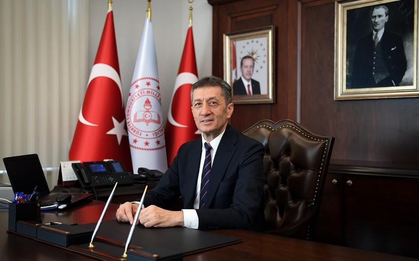 Turkish Education Minister to visit Azerbaijan