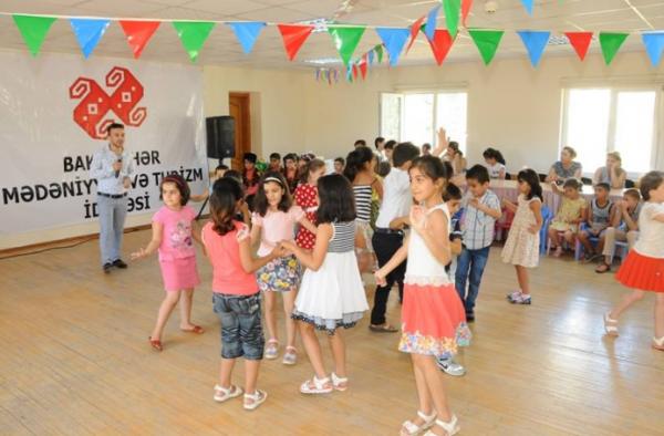 Qurban bayramı münasibəti ilə Bakı SOS Uşaq Kəndində tədbir keçirilib