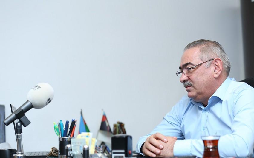 """Ramin Musayev: """"AFFA İcraiyyə Komitəsinin qərarlarından sonra yüküm bir qədər azaldı"""" - MÜSAHİBƏ"""