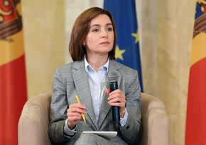 Maia Sandu assumes presidential office in Moldova