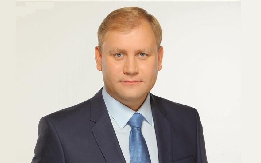 Maksim Kuryaçiy: Ukrayna güclü, sabit və çiçəklənən Azərbaycanın mövcudluğunda maraqlıdır