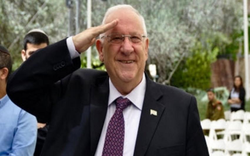 Президент Израиля заявил о готовности к встрече с палестинским лидером