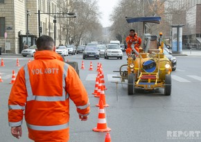Traffic movement will be restricted in Baku city center tonight