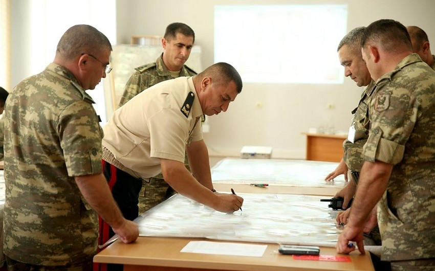 Command and Staff Exercise is conducted at the Center for War Games - VIDEO