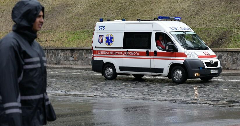 Ukraynada koronaviruisdan gündəlik ölüm rekordu yenilənib