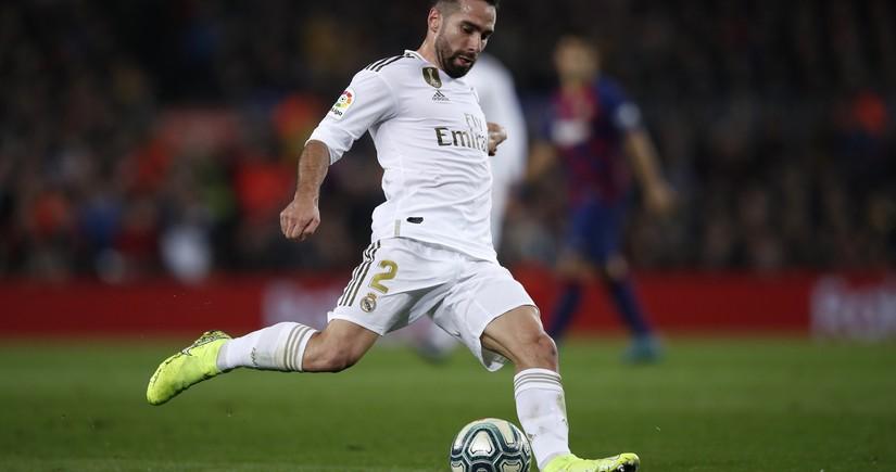 Футболист Реал Мадрида получил травму
