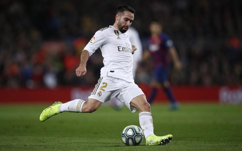 Real Madridin daha bir futbolçusu zədələndi