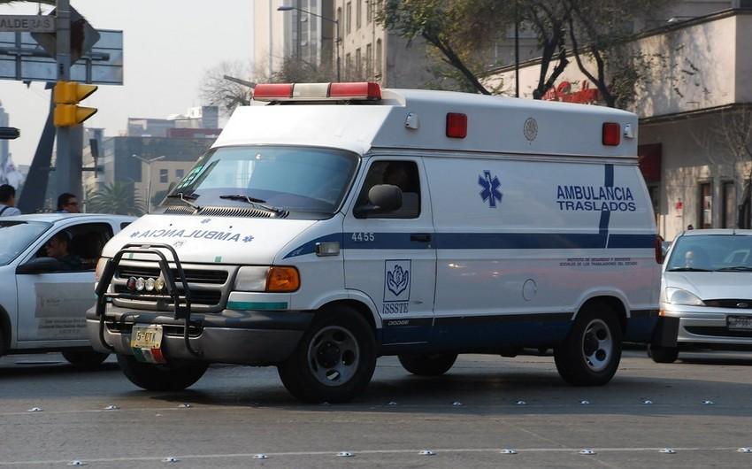 ABŞ-da kimyəvi maddədən 1 nəfər ölüb, daha 9 nəfər zəhərlənib