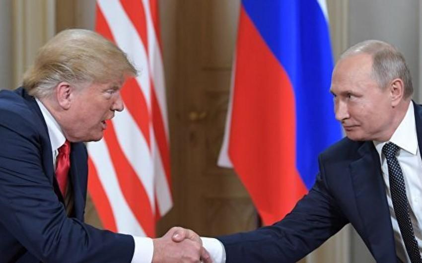 Putin və Tramp G20 sammitindən əvvəl qısa söhbət ediblər