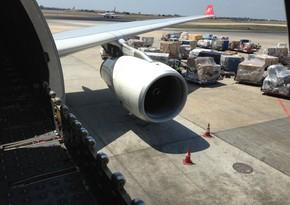 Türkiyə hava limanlarında pandemiya dövründə yükdaşıma kəskin artdı