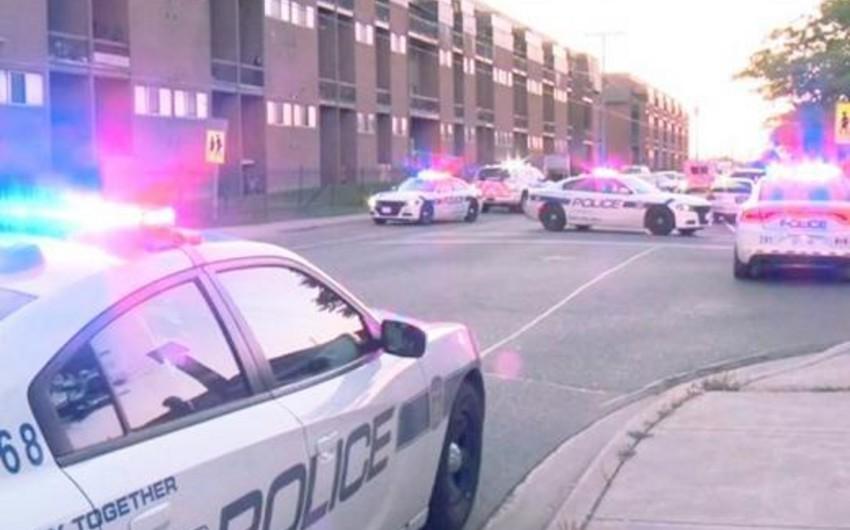 Три человека получили ранения при стрельбе на шоссе в Канаде