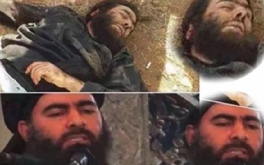 Pentaqon rəhbəri: İŞİD lideri Əl-Bağdadi sağdır