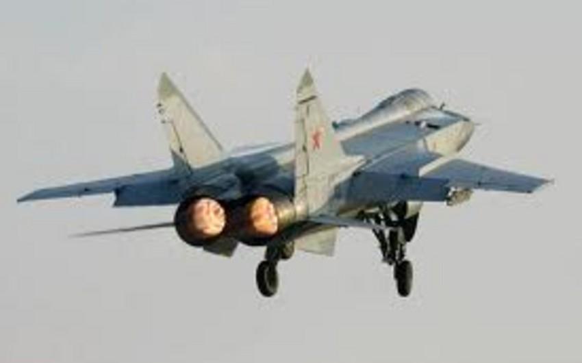 Rusiya Arktikada MiG-31 qırıcıları yerləşdirəcək