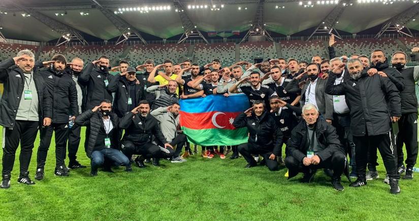 Matç TVnin Qarabağa qərəzli münasibəti ilə əlaqədar müraciət
