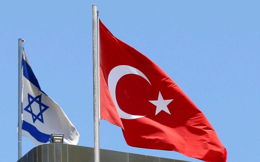 KİV: Türkiyə İsrail ilə münasibətləri normallaşdırır