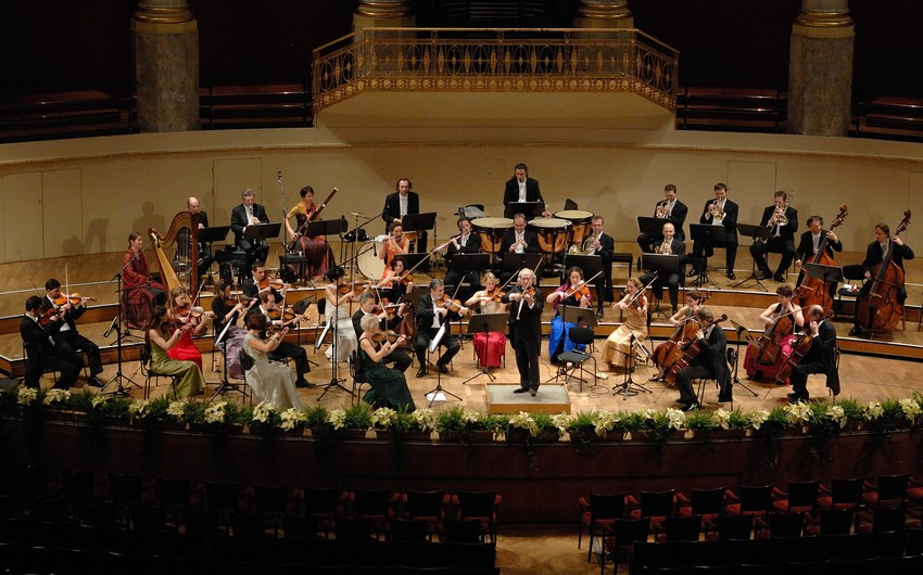 Vyana Ştraus Festival Orkestrı Bakıda çıxış edəcək