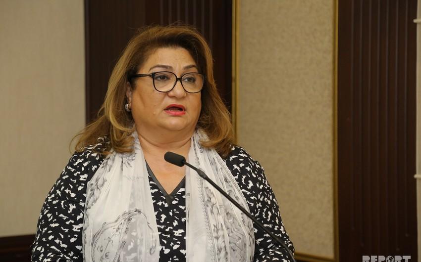 Хиджран Гусейнова: Развитие женского предпринимательства способствует сокращению бедности