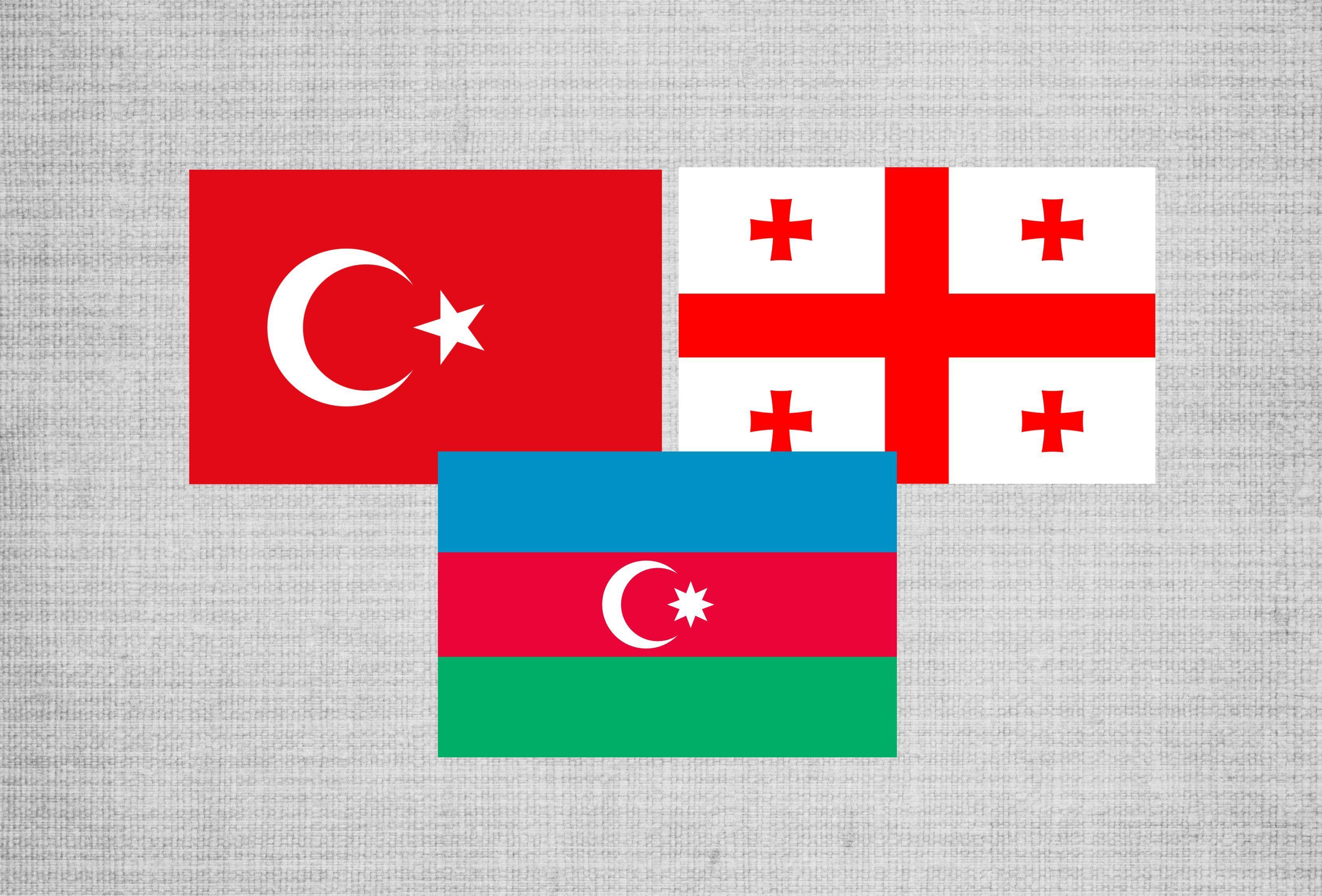 Azərbaycan, Gürcüstan və Türkiyə müdafiə nazirlərinin görüşü Batumidə keçiriləcək
