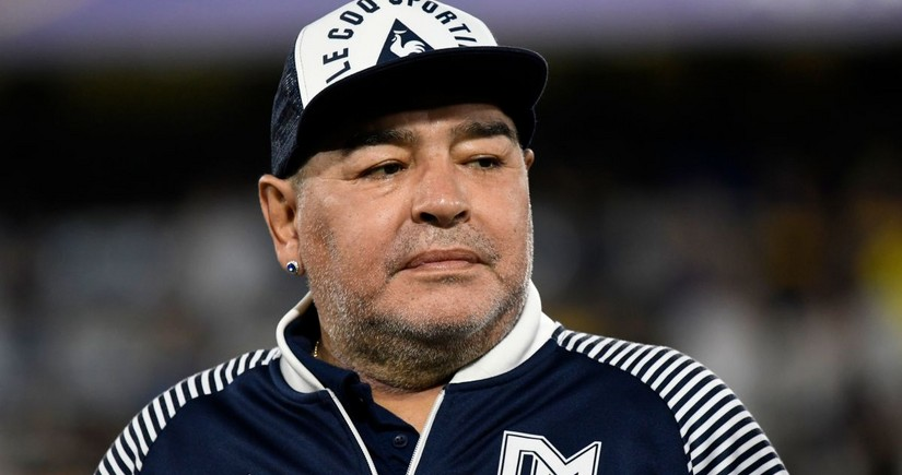 Exact cause of Maradona's death revealed
