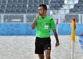 Азербайджанский судья в списке судей-кандидатов на чемпионат мира