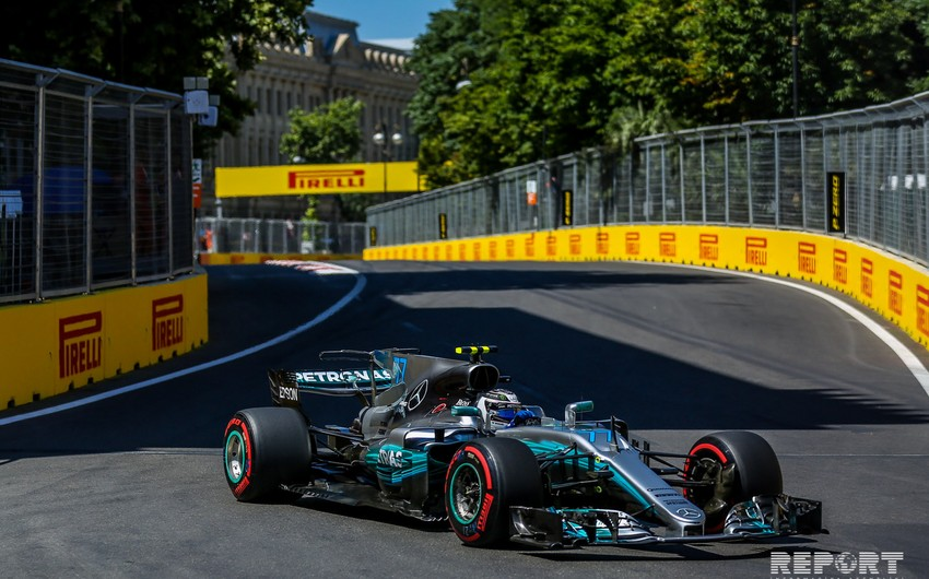 Baku to close central streets for week due to Formula 1