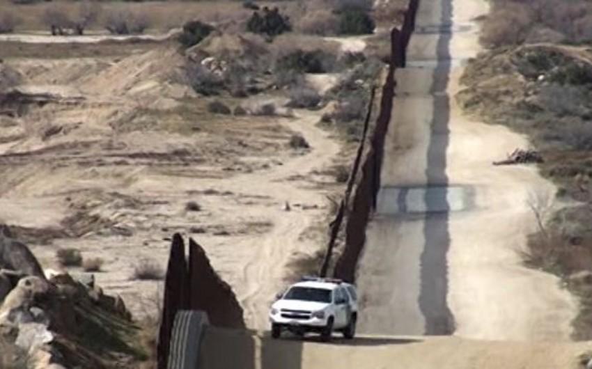 ABŞ və Meksika sərhədində iki ton narkotik maddə olan tunel tapılıb