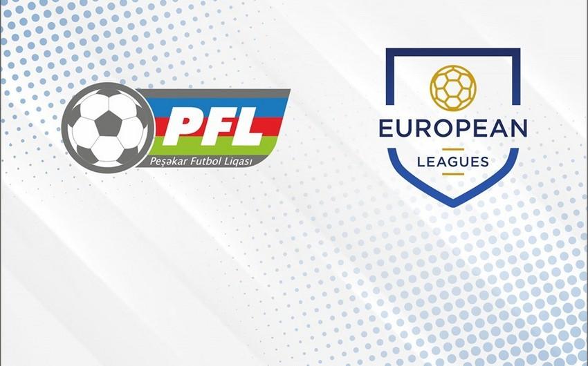 Peşəkar Futbol Liqası EPFL-in videokonfransında iştirak etdi