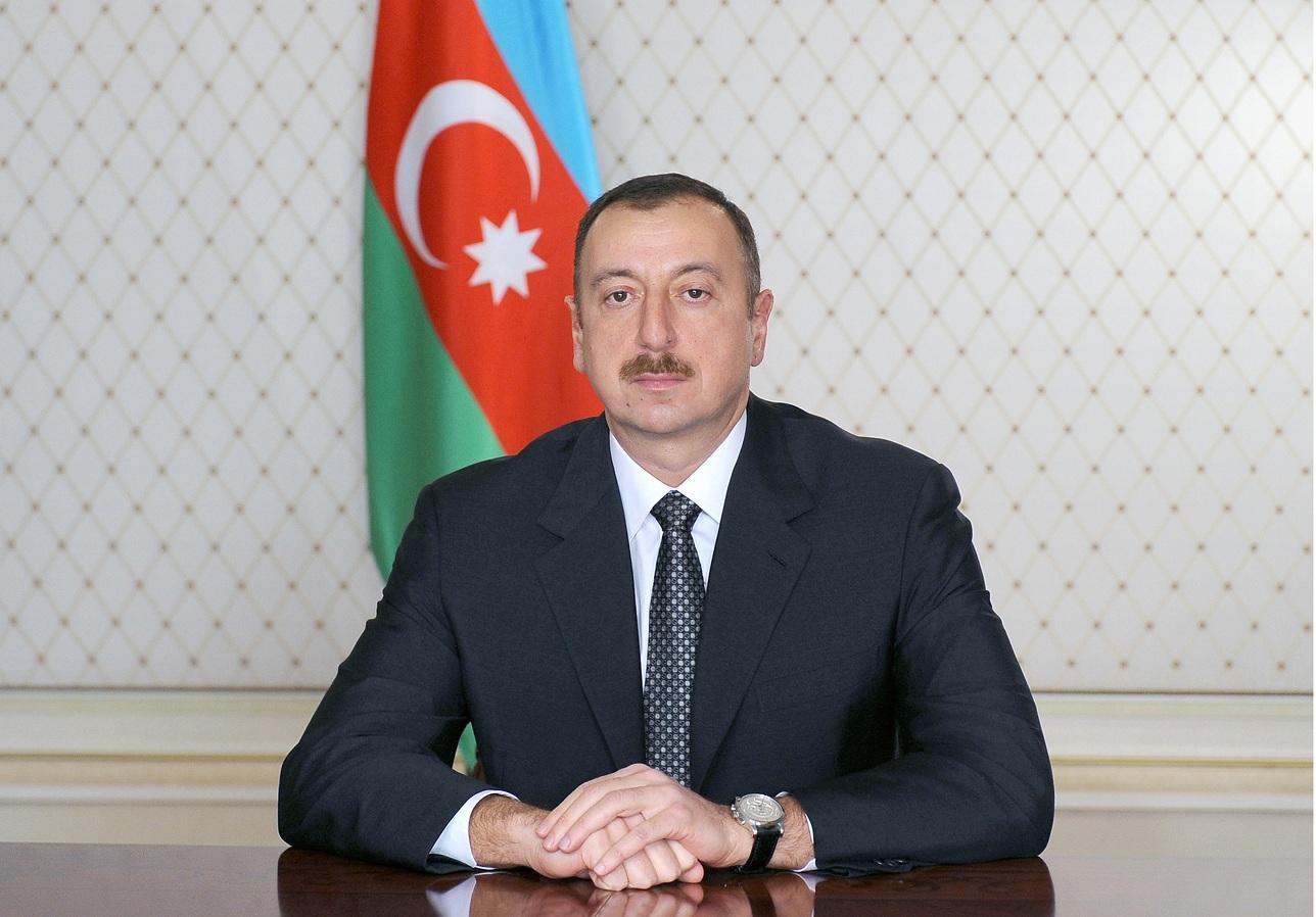 Azərbaycan Prezidenti Myanmanın dövlət başçısını təbrik edib