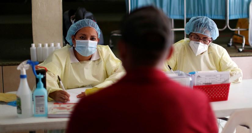 Filippində koronavirusa gündəlik yoluxmada rekord yenilənib