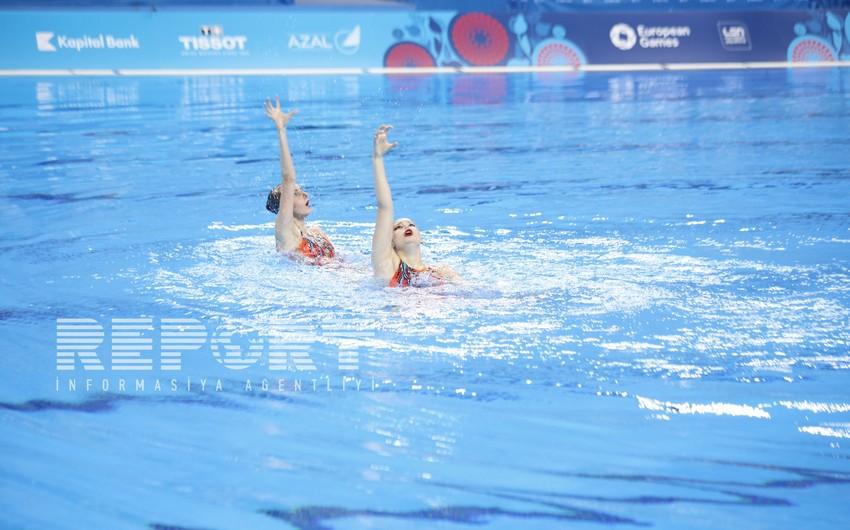 I Avropa Oyunlarında mübarizəyə start verilib - FOTO