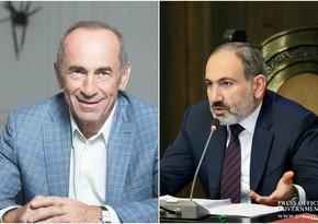 Kocharyan sues Pashinyan