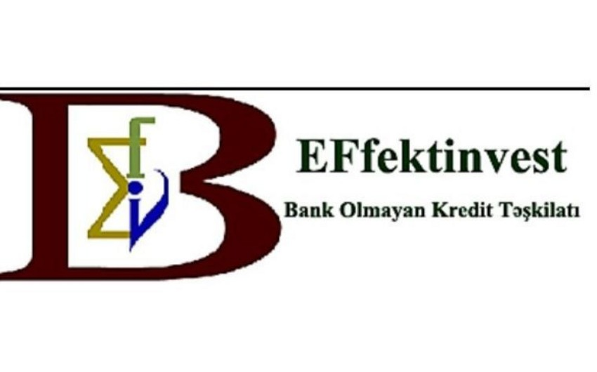 """Effektinvest"" BOKT-nin aktivləri 96% artıb"
