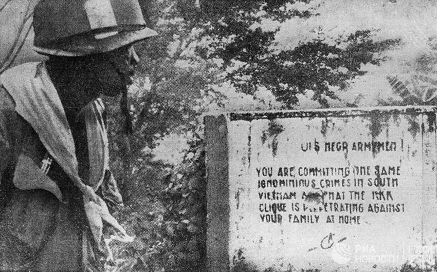 ABŞ 1968-ci ildə Vyetnamda nüvə silahı tətbiq etmək istəyib