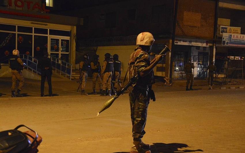 Burkina Fasoda hücum zamanı öldürülənlərin sayı 160 nəfərə çatdı