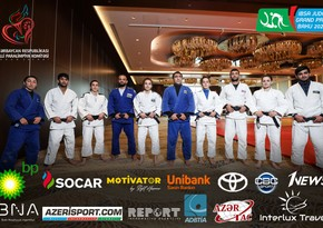 Azerbaijani Paralympic judo fighter claims gold in Grand Prix final - UPDATED
