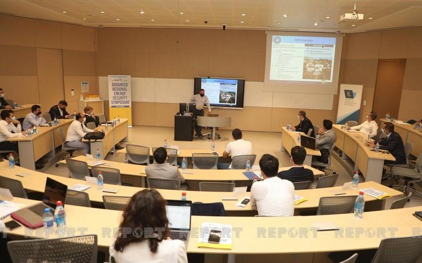 ADA Universitetində enerji təhlükəsizliyinə dair simpozium keçirilir