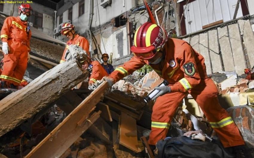 Çində iki hadisə nəticəsində 13 nəfər ölüb, 19 nəfər itkin düşüb