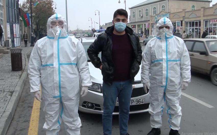 Balakəndə koronavirus xəstəsi barədə cinayət işi başlanılıb